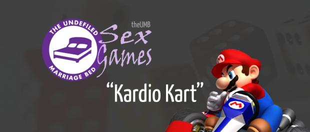 Mario Kart sex game