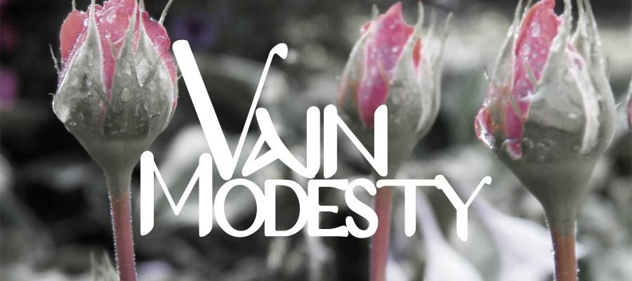 vain modesty and biblical modesty